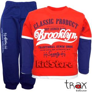 ����� ����� Brooklyn Red TRAX