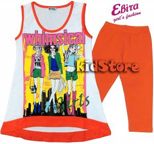 ������ �� ����� WHIMSICAL EBITA orange