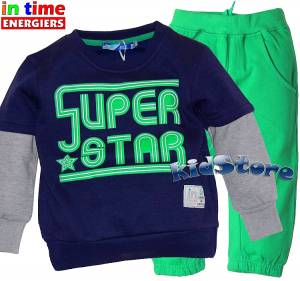 �����-��� W15 SUPER STAR In Time GREEN
