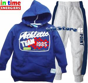 �����-��� W15 ATHLETIC 1985 In Time BLUE