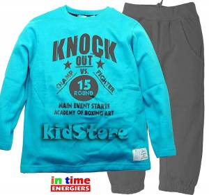 �����-��� W15 KNOCK 1985 In Time GREY