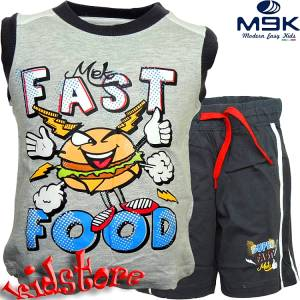 -30% �������� ������ - ������� �� - ��� S15 -FAST FOOD- MEK Made In Italy by BRUMS ������ �����
