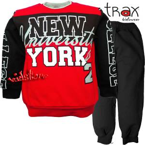 �����-��� New York TRAX ������ ����� Black