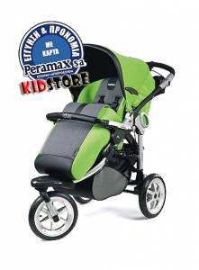 PEG-PEREGO ������� GT3 COMPLETO MENTHA