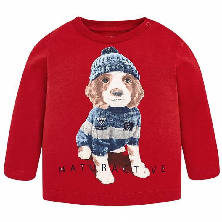 006f92e822ee MAYORAL Μπλούζα για Μωρό Αγόρι Dog της Μαγιοράλ