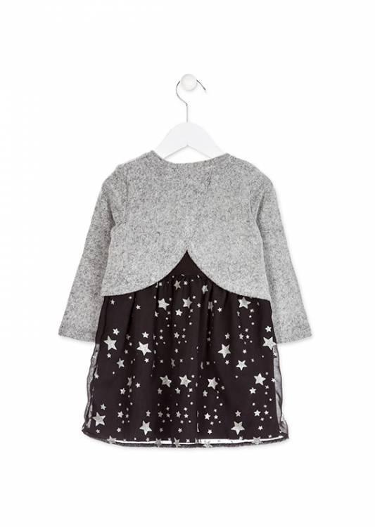 LOSAN Φόρεμα για κορίτσι Follow της Λοσάν 7e933e882f7