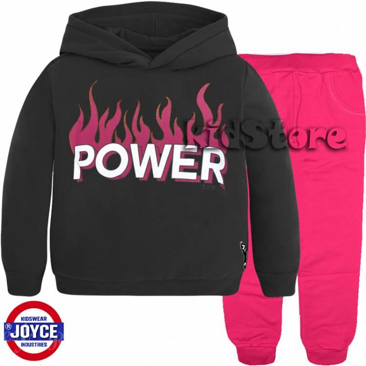 JOYCE Φόρμα παιδική για κορίτσια Power της Τζόις 3a26ed621c0