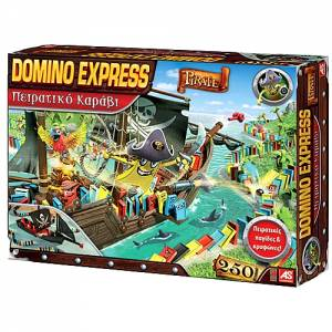 Domino Express - Pirate - Πειρατικό Καράβι