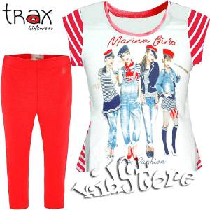 Σετ Marine Girls TRAX 31141-R
