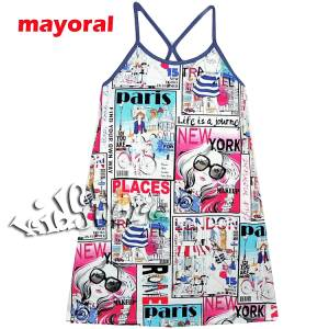 Φόρεμα Travel MAYORAL 27-06969-026
