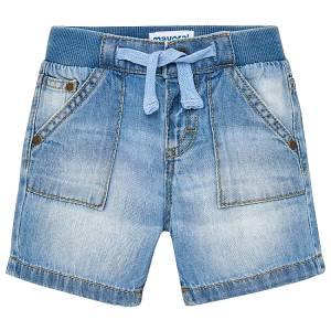 MAYORAL Παντελόνι κοντό τζιν με λάστιχο για αγόρι της Μαγιοράλ 505ad4f118d