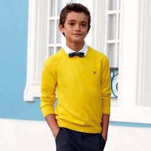 MAYORAL Μπλούζα πλεκτή για αγόρι της Μαγιοράλ 6c30937e947