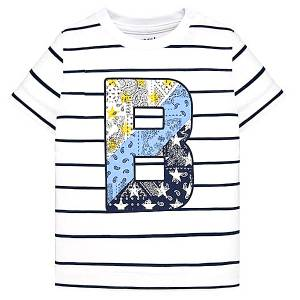 4e665878480a MAYORAL Μπλούζα για μωρό αγόρι με τύπωμα Ριγέ της Μαγιοράλ