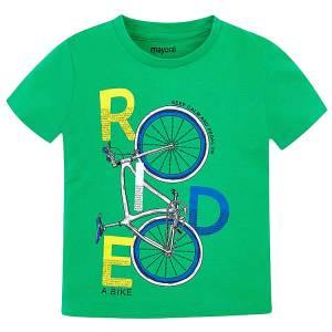 MAYORAL Μπλούζα κοντομάνικη για αγόρι Bike της Μαγιοράλ 4ccf5e563f3