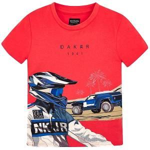 MAYORAL Μπλούζα κοντομάνικη για αγόρι dakar της Μαγιοράλ f81040ab4ec