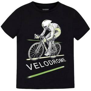 MAYORAL Μπλούζα κοντομάνικη για αγόρι ποδήλατο της Μαγιοράλ 1732877cb9b