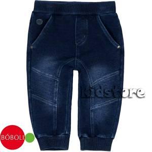 BOBOLI Παντελόνι φούτερ πετροπλυμένο για αγόρι της Μπόμπολι 21a003d3d13