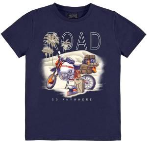 MAYORAL Μπλούζα κοντομάνικη για αγόρι road της Μαγιοράλ f067afcd4c4