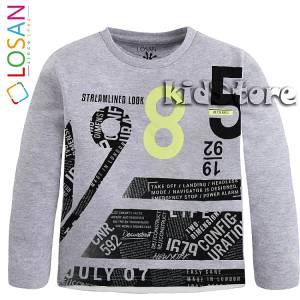 LOSAN Μπλούζα μακρυμάνικη για αγόρι Designer της Λοσάν d155f61701b