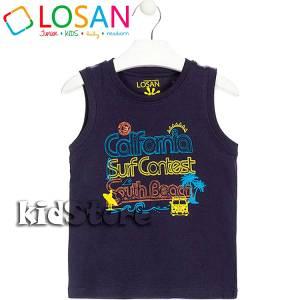 LOSAN Μπλούζα αμάνικη για αγόρι California της Λοσάν 0af59b1dbcb
