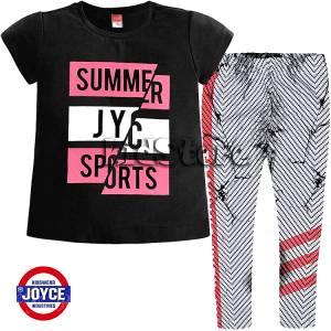 0c525f07001 JOYCE Σετ μπλούζα με κολάν για κορίτσι Athletic της Τζόις