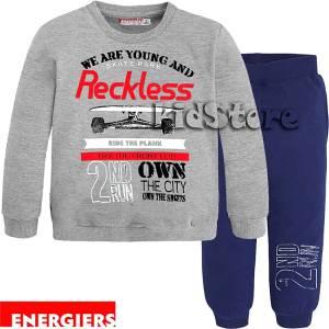 ENERGIERS Φόρμα παιδική για αγόρι Reckless της Ενερτζάιερς 595192b4db0
